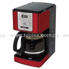 CAFETERA OSTER BVSTDC4401RD-057 PROGRAMABLE 900W 12 TAZAS FILTRO PERMANENTE