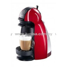 CAFETERA MOULINEX 0,6LTS  DOLCE GUSTO PICCOLO ROJA PV1006A EDXCDGPR-N