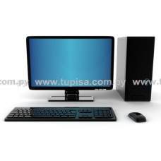 COMPUTADORA COMBO2 CELERON 2.8 4GB/500GB/DVD/20