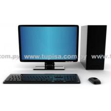 COMPUTADORA COMBO3 INTEL DUAL CORE 4GB/1TERA/DVD/19