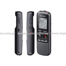 GRABADOR DE VOZ SONY ICD-PX240 4GB USB MP3 (PILAS AAA)