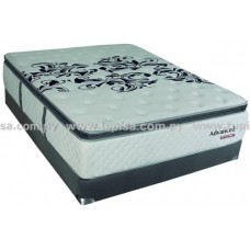 BASE C/COLCHON 200X200 ADVANCED VISCOLASTIC SUEÑOLAR + 2 ALMOHADAS